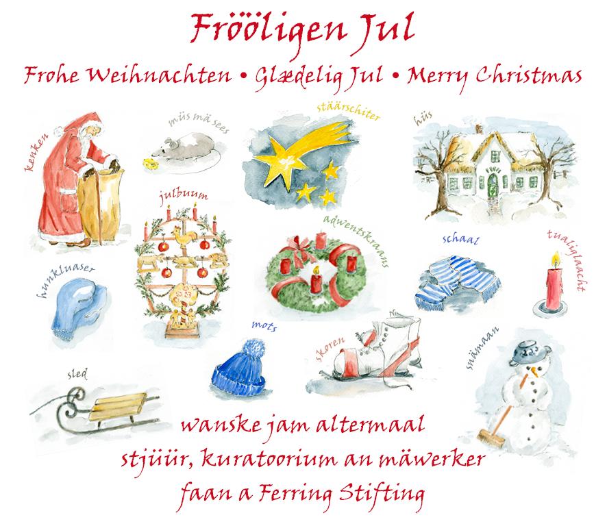 Weihnachtsgruss Ferring Stiftung