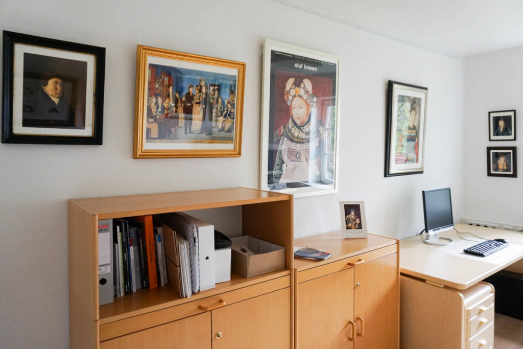 Ferring Stiftung Braren Zimmer